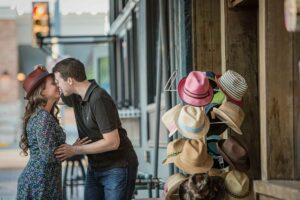 Dallas Engagement Portrait Photographer